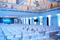 Auditorio para eventos y congresos en Madrid