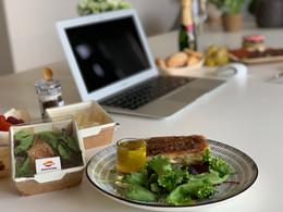 Desayuno, aperitivo y comidas a domicilio para regalos de empresa y eventos virtuales