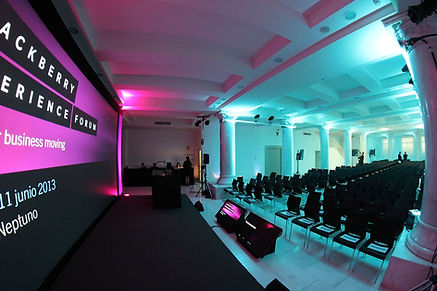 Eventos Sala Calipso