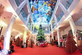 Espacios para eventos de navidad