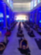 Auditorium for meeting in madrid