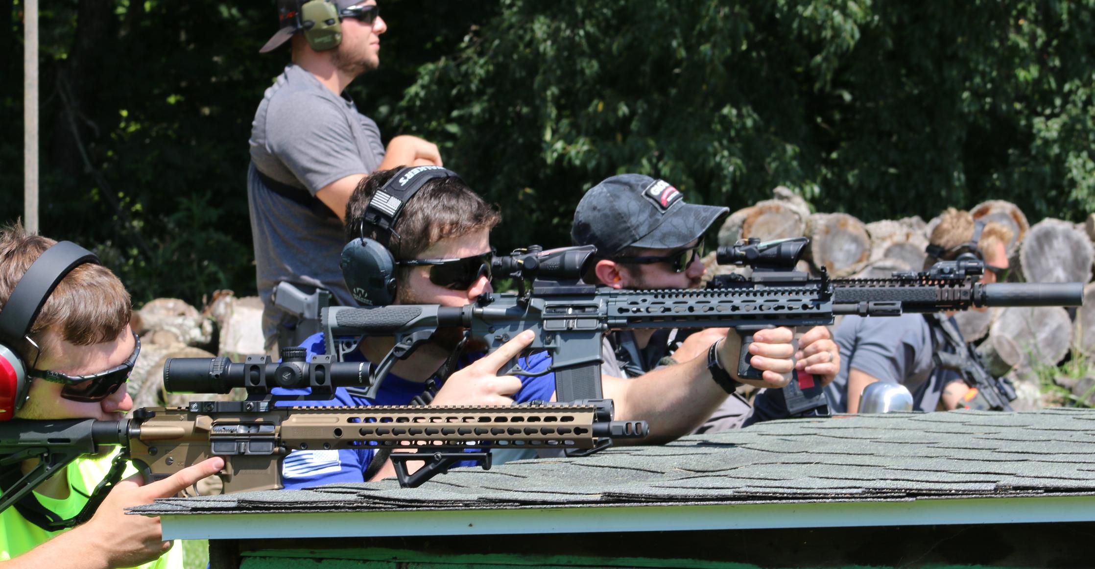 Basic Tactical Rifle Class