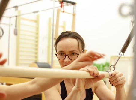 My Pilates Journey - Faith Clements