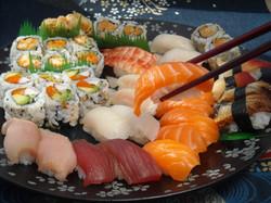 medium sushi