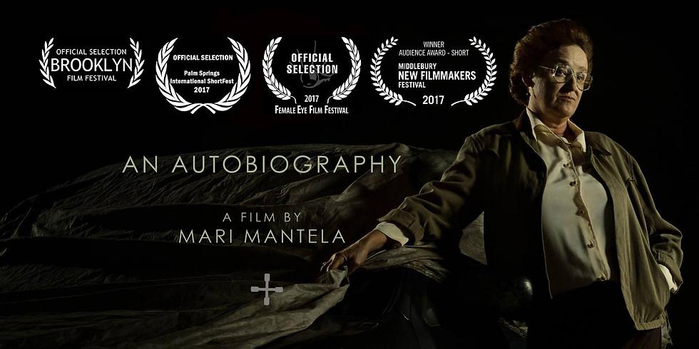 En Autobiografi(2016) - Filmvisning och träff med regissören