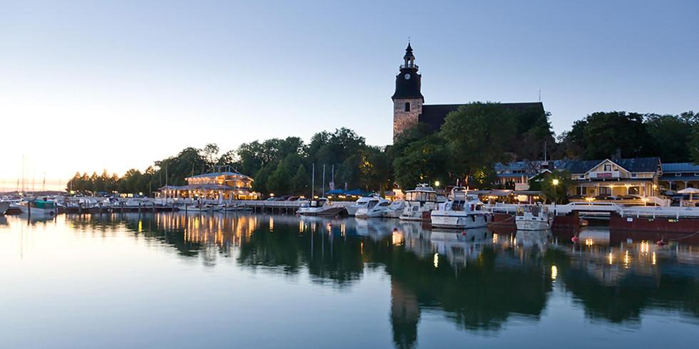 Resa till Åbo-Nådendal-Villnäs med Svenska.fi