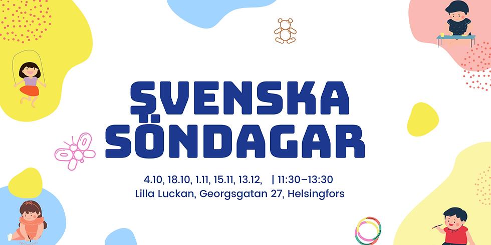 Svenska söndagar / Swedish Sundays