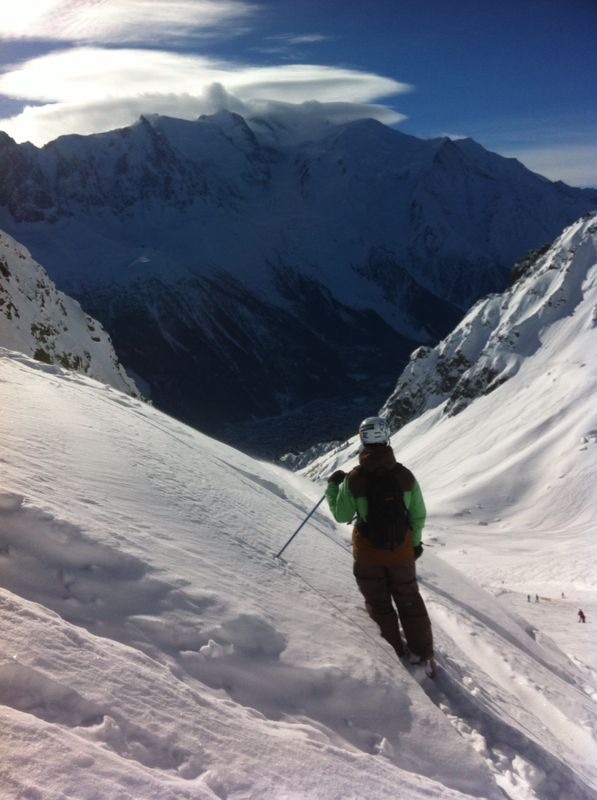 Mont-Blanc 2014 - Jo