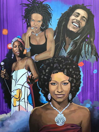 Music Greats Commission