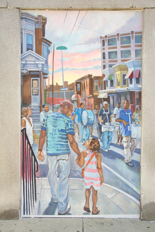 Unifying Neighborhoods & Cultures of Philadelphia