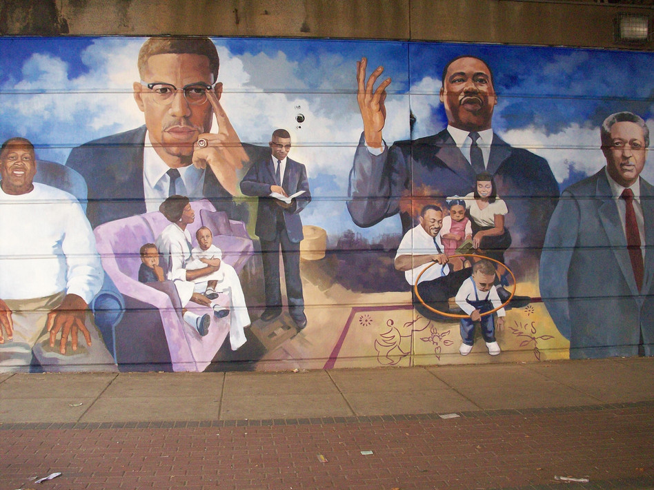 Father's Day Mural
