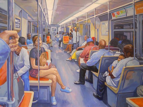 Subway Encounters