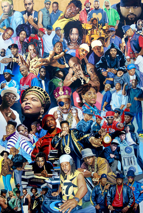 Legends of H.I.P. H.O.P. (Higher Infinite Powers Healing Our People)