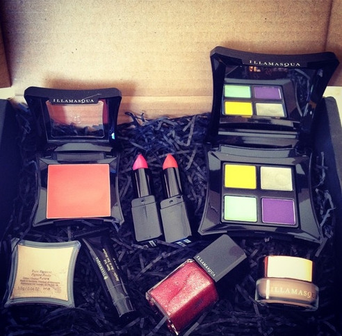 Product of the month: Illamasqua product review