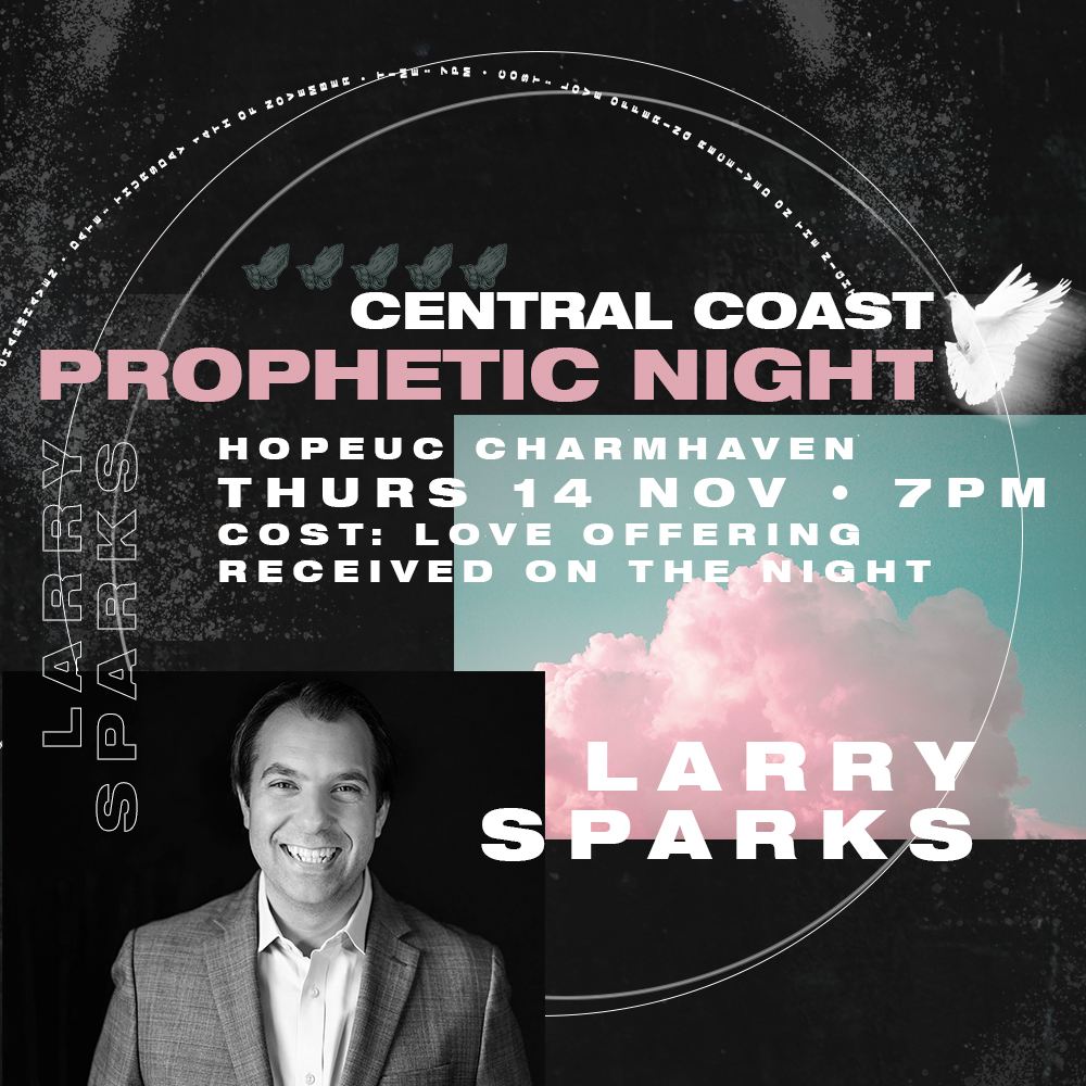 Larry Sparks Central Coast