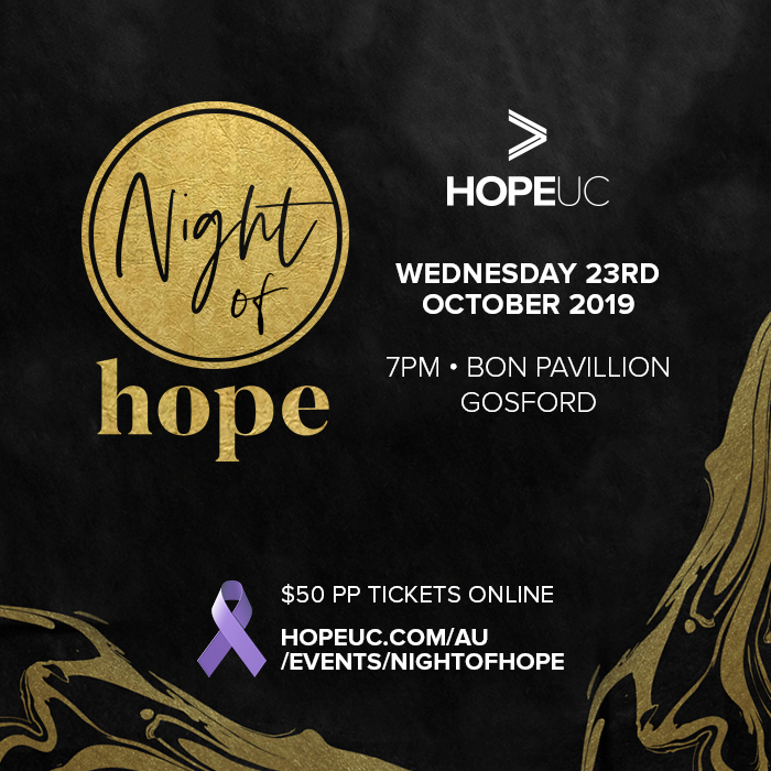 HopeUC Night of Hope