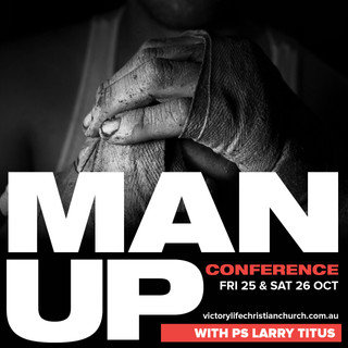Man Up Conference