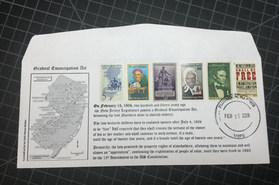 Special Church First Day Cover