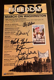 John Lewis signed program.jpg