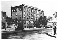 Negro Leagues YMCA building 1920 103.200