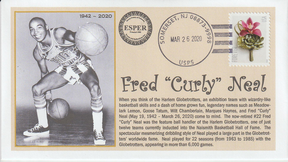"Fred""Curly"" Neal"