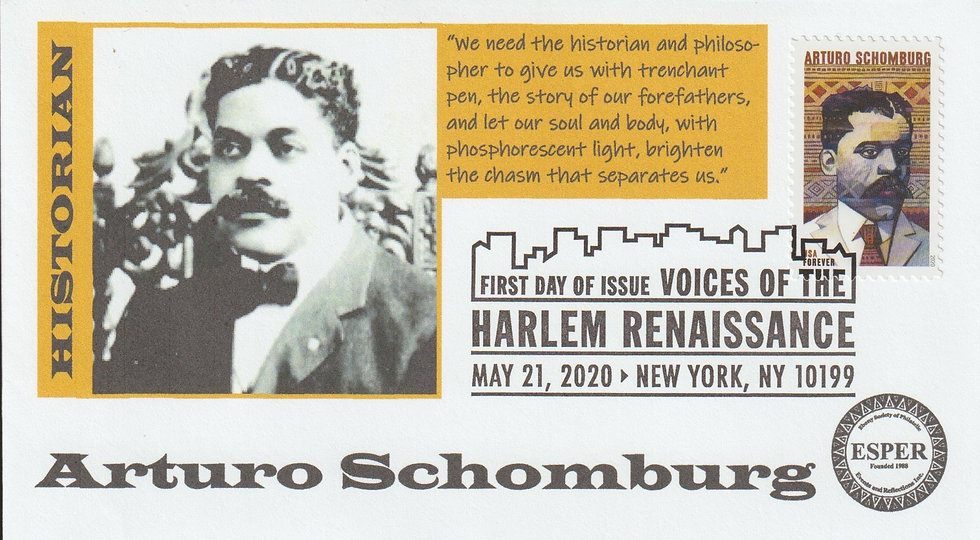 The Voices of the Harlem Renaissance
