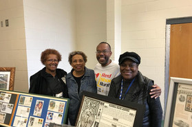 Negro League Exhibit