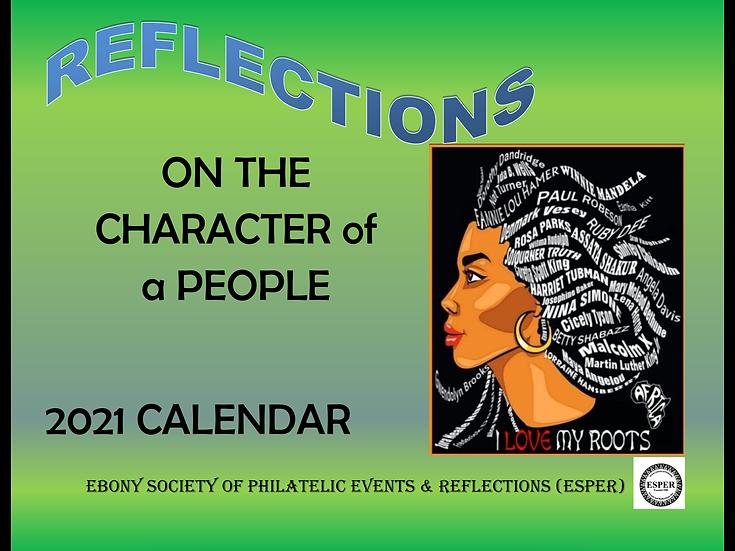 2021  ESPER Calendar