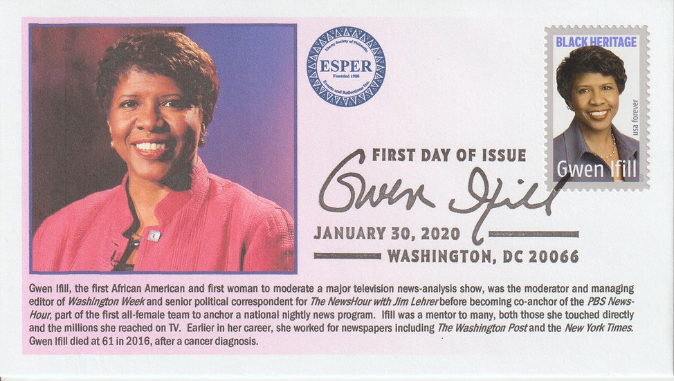Gwen IFill Cover