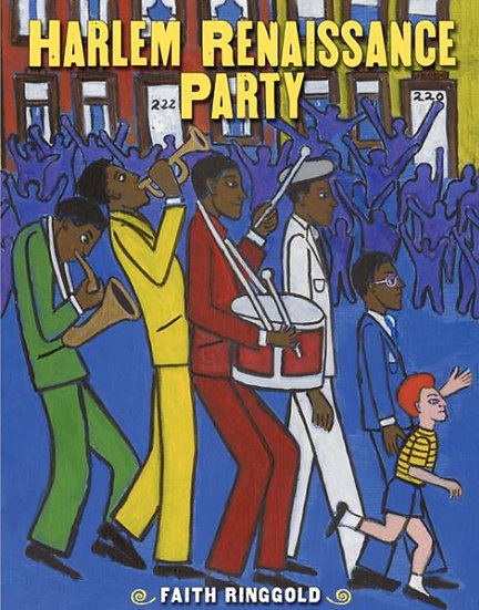 "Harlem Renaissance Party ""Stamp Activity Kit"""