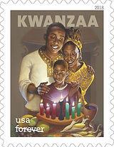 Kwanzaa 2018 stamp.JPG
