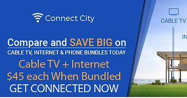 Connect City Cable TV and Internet Promo