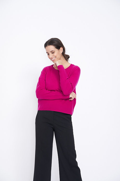 SMINFINITY Cashmere Pullover