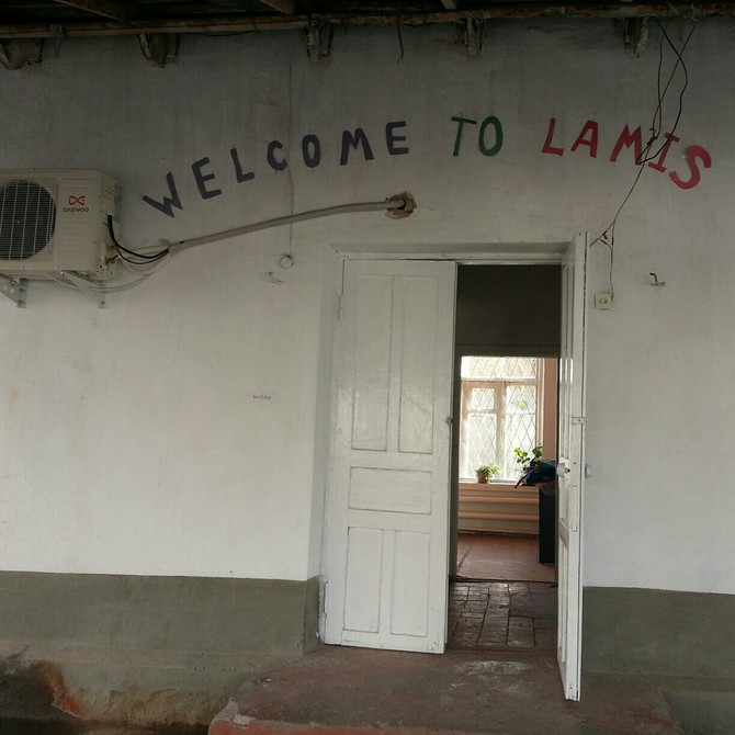 Lamis and the Refugee Women of Afganistan