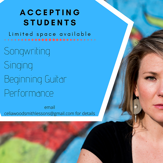Accepting New Students for Songwriting,B