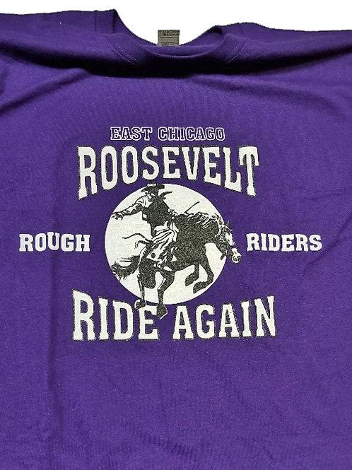 E.C. ROOSEVELT ROUGH RIDERS T-Shirt