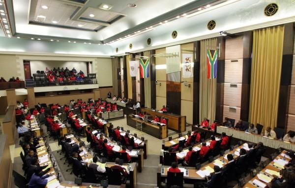 south africa legislature