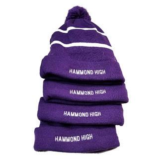 Embroidered Hammond High Stocking Caps.j