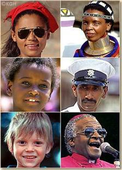 south africa faces