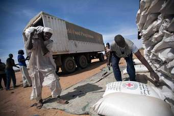 south africa food aid