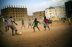 south africa soccer game