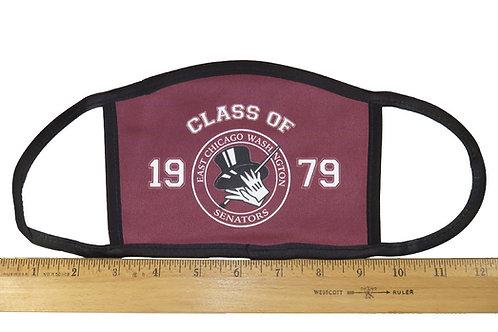 E.C. SENATORS CLASS OF 79 MASK