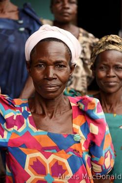U PEFO Grandmothers in solidarity