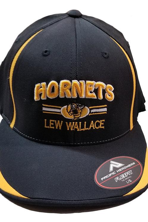 LEW WALLACE HORNETS CAP