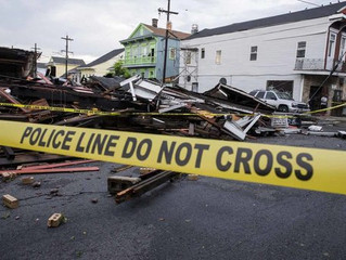 Surviving a natural disaster, now what?