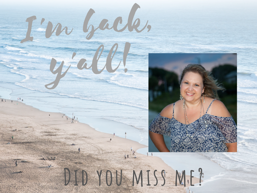 Miss You More... and a GIVEAWAY!