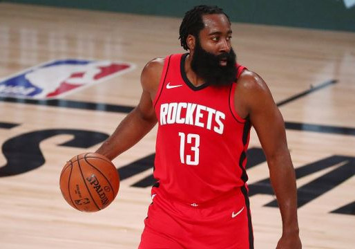 Broken Silence: Harden holds his first press conference to silence some of the critics.