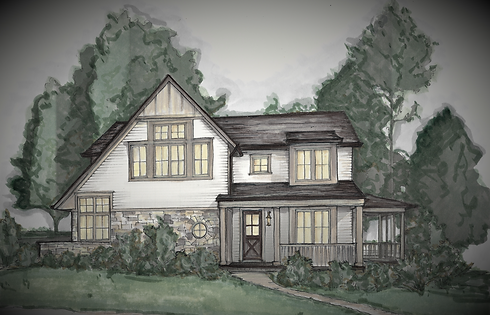 Monticello Rendering: For Sale