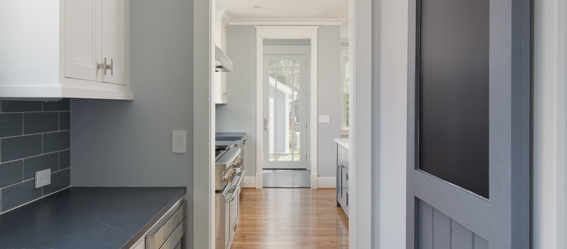 Windmill Hill: Color Meets Classic Pantry