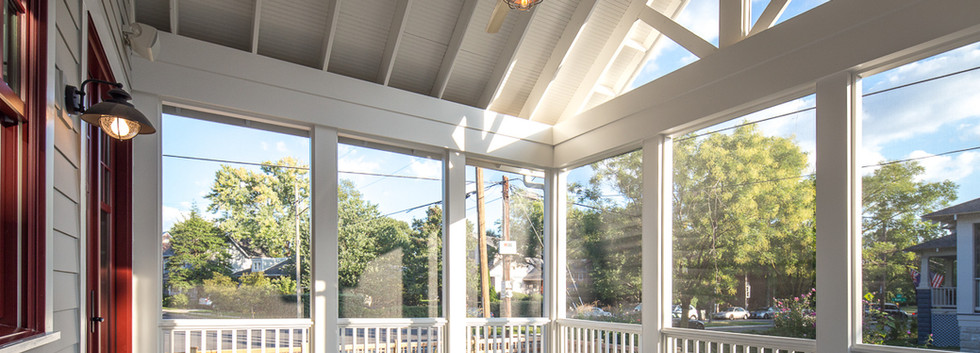 Windmill Hill: Classic Bungalow with a Twist Screen Porch